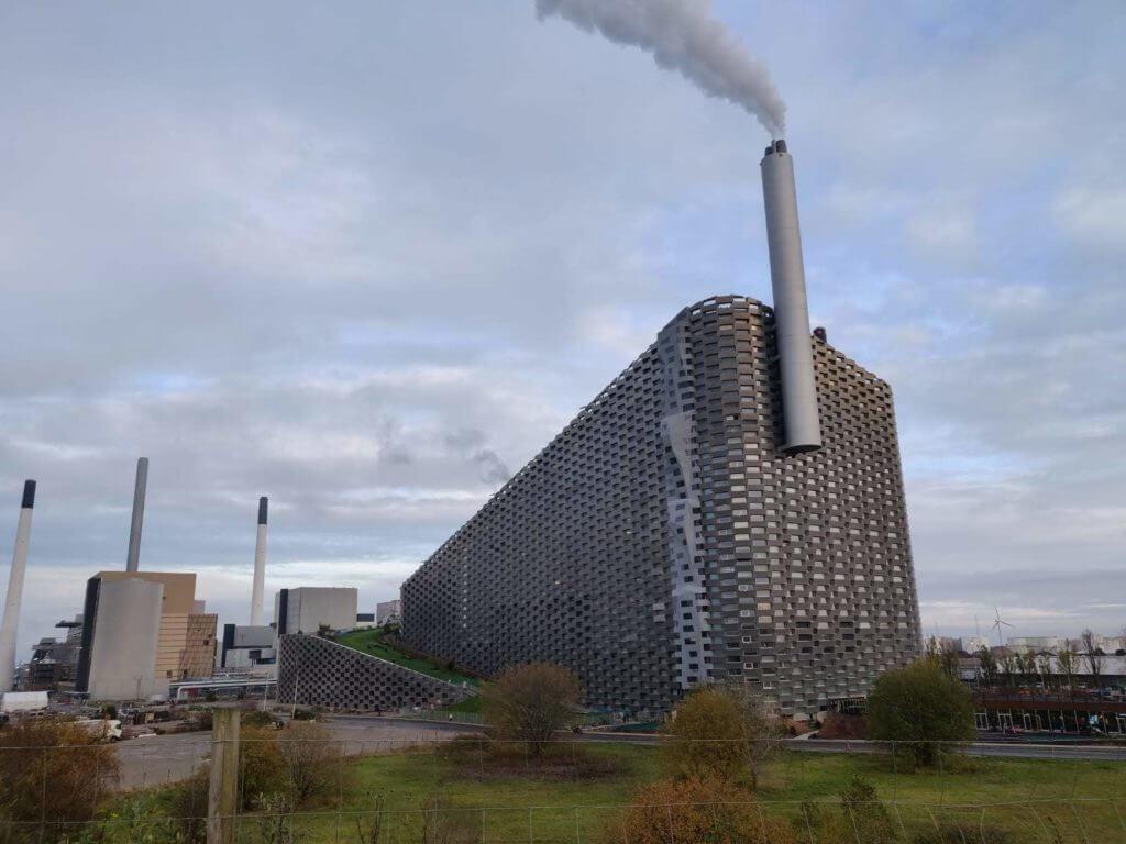 Amager Bakke incinerator