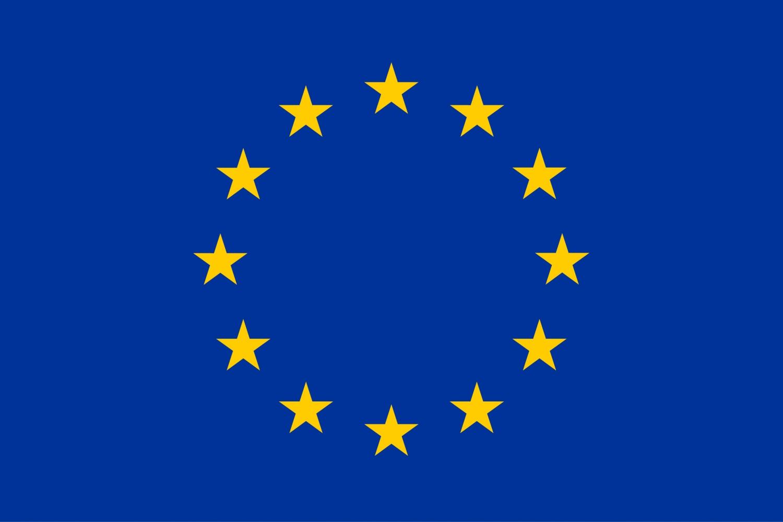 EU Flag in colour