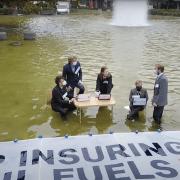 Застраховайте нашето бъдеще, не изкопаемите горива